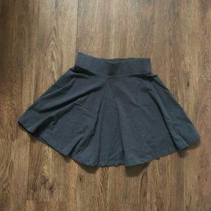 H&M Super Soft Skater Skirt